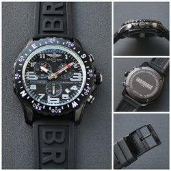Round Breitling watches