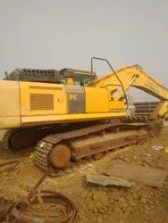 Komatsu Excavator PC300 available for Rent, in Odisha