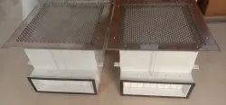Hepa Terminal Filters box