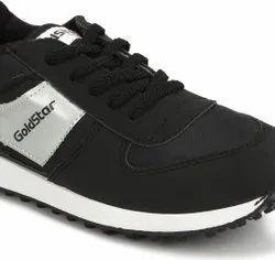 Black Men Goldstar Shoes
