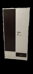 Godrej White and brown Iron Almirah, For Home, Size: 78