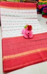 Bengali Tant Pure Cotton Sarees