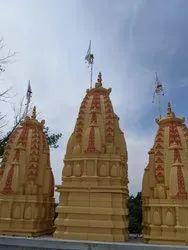 Designer Temple Dome