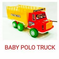Plastic Baby Polo Truck Toy
