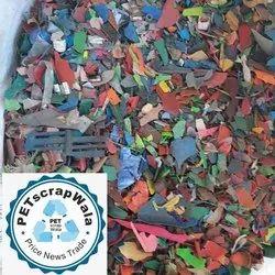 Plastic Scrap and Waste