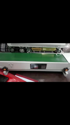 Automatic Continuous Band Sealer, Horizontal