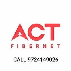 Wifi ACT Fiber Net, in Ahmedabad
