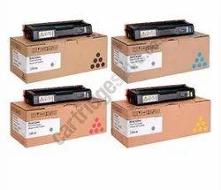 Ricoh Sp 220 Tonar Cartridge Full Set