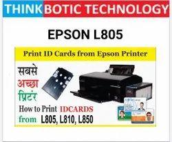 Epson L805 Id Card Printer