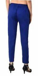 Multicolored Cotton Pants for ladies