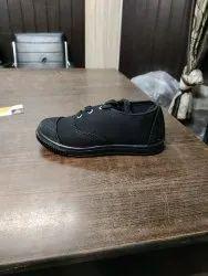 Kaushal footwear Daily wear Tennis school Shoes black, Size: 8*10