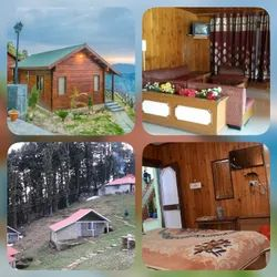 Hut For Sale In Patnitop And Kud Hill Area