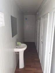 Sandwich PUF Panel Toilet