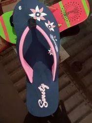Fancy Fabricated Slipper