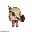 Bread Man Statue