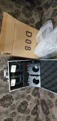 Cold Pyro Black 8 Channel Remote Control