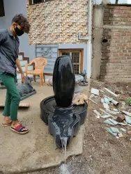 Big Narmadeshwar Shiva Lingam