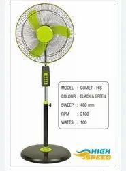 Electricity Pedestal Fan, 2100 Rpm