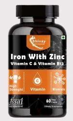 Iron Folic Acid Zinc Capsules