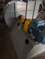 100kw White Centrifugal Blower Maintenance service, 420 V
