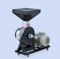 Stoneless masala grinding machine