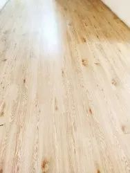 Wood colour Armstrong Pvc Vinyl Plank, Thickness: 1.5 Mm And 2.0 Mm