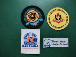 School Uniforms Label