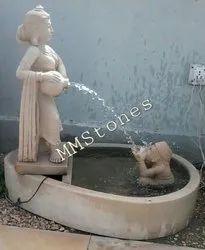 Murti Fountain