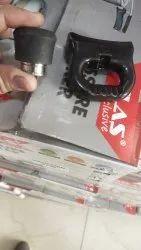 White Aluminium Lifeton Pressure Cooker, For Home, Size: 3 Ltr To 35 Ltr