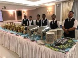 Indian Catering service, Kolkata, Live Counters