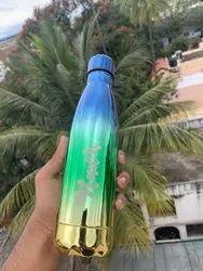 Rainbow Bottle, Capacity: 500 Ml