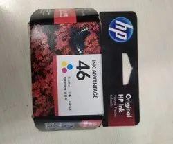 Hp 46 Tri Colour Ink Cartridge