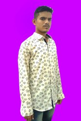 Formal Wear Plain Mens cotton satton Formal Shirt