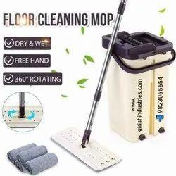 Floor Cleaning Mop With Bucket