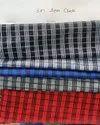 Spun Check Fabric