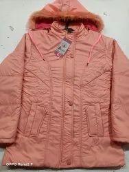 Full Sleeve Casual Jackets Ladies Jacket, Size: L XL XXL