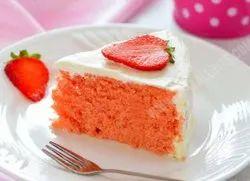 Eggless Strawberry Cake premix