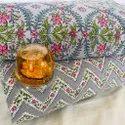 Bagru Print Cotton Fabric Combo