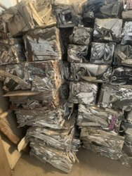Aluminum Silver Aluminium Scrap Tt (taint tabor) 20kg briquettes, For Melting