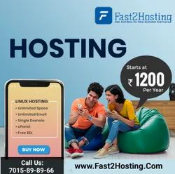 Static Web Hosting Services, With 24*7 Support