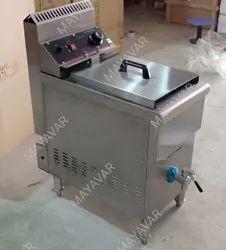 16 Ltr Gas Deep Fryer