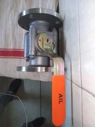 Audco Stainless Steel Flanged Ball Valve