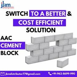 Rectangular Solid AAC Block, For Partition Walls