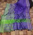 Tissue Khadi Weaving Work Sarees