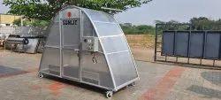 Solar mobile dryer