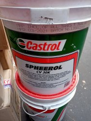 Castrol grease