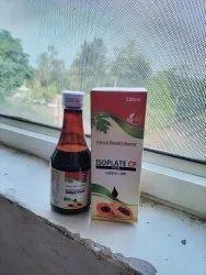 Carica Papaya Leaf Extract Syrup