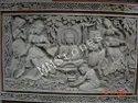 Stone Murti Wall Panel Murals