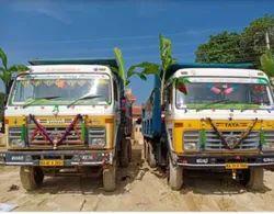 Dumper Truck Rental Services