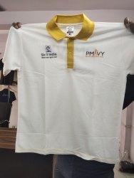 White Pmkvy T Shirt